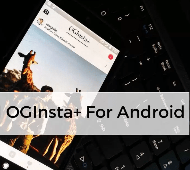 OGInsta+ android view
