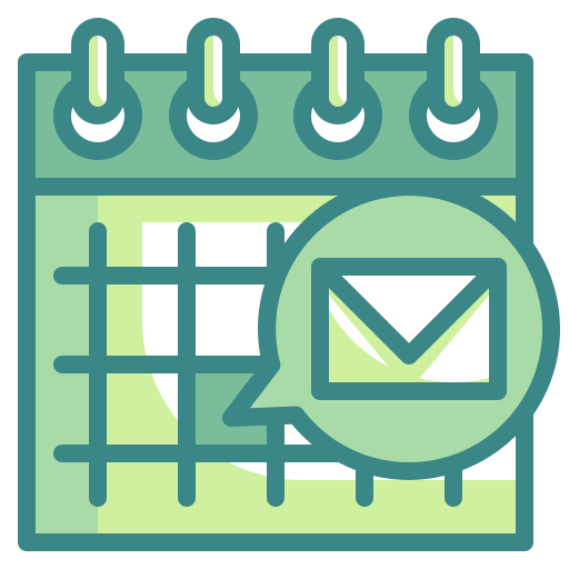 Schedule Message Feature Icon