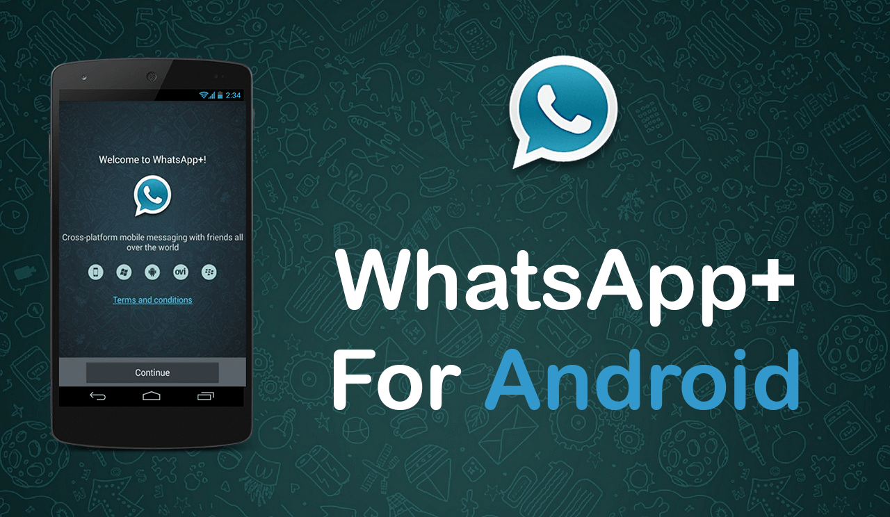 whatsapp plus for android